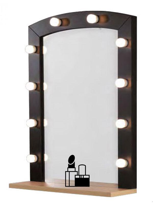 beleuchteter schminkspiegel sion seona gmbh coiffeureinrichtungen. Black Bedroom Furniture Sets. Home Design Ideas